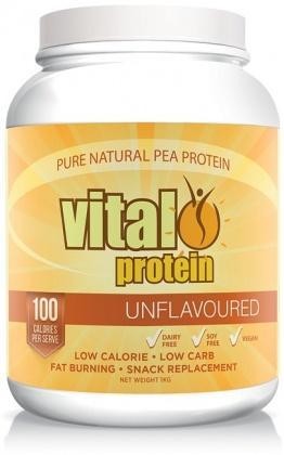 Vital Protein Pea Protein Isolate Natural Pwdr 1Kg-Health Tree Australia
