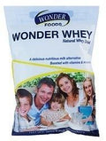 Wonderfoods Natural Whey Formula Dietary Food 200g