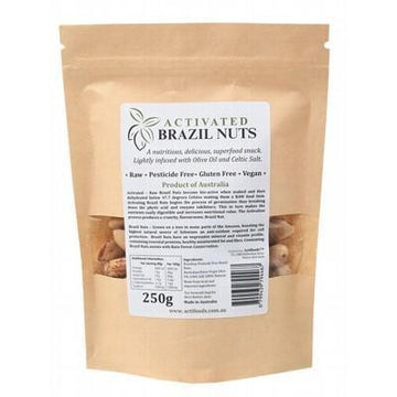 Activated Brazil Nuts 250g