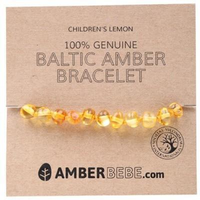 Lemon Child Bracelet 14cm - AMBERBEBE
