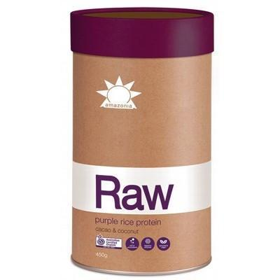 Purple Rice Protein Cacao & Coconut 450g - AMAZONIA