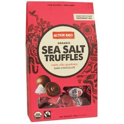 Sea Salt Truffles 108g - ALTER ECO