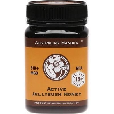 Bush Honey ULF 15+ 500g - AUSTRALIA'S MANUKA
