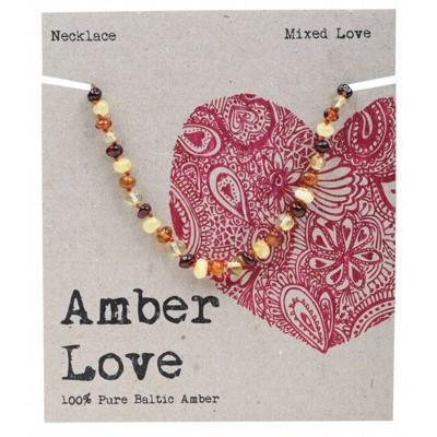 Multi Child Necklace 33cm - AMBER LOVE
