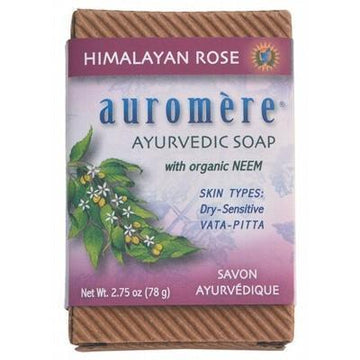 Neem Soap Himalayan Rose 78g