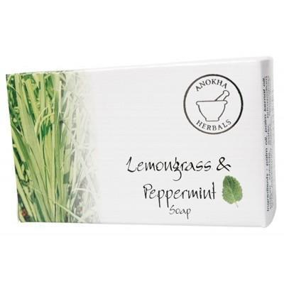 Lemongrass Soap 100g - ANOKHA