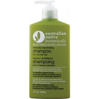 Shampoo Rejuvenating 500ml - AUSTRALIAN NATIVE BOTANICALS