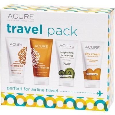 Travel Pack 4x30ml - ACURE