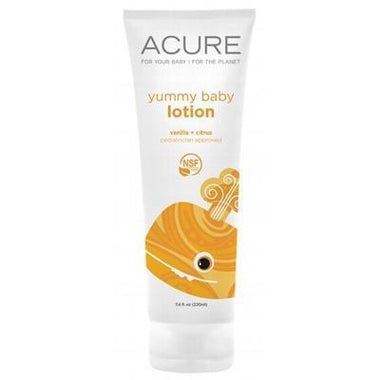 Vanilla Citrus Baby Lotion 220ml - ACURE