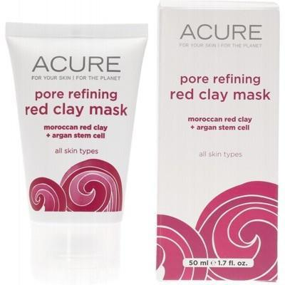 Red Clay Mask 50ml - ACURE