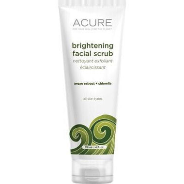 Argan Facial Scrub 118ml - ACURE