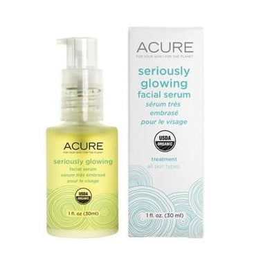 Facial Serum Glowing 30ml - ACURE