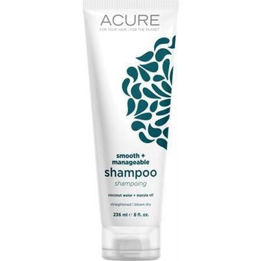Straight Shampoo Keratin & Coconut Water 235ml - ACURE