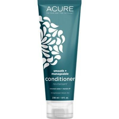 Conditioner Straight Keratin & Coconut Water 235ml - ACURE