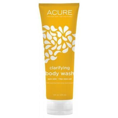 Mint + Lilca Body Wash 235ml - ACURE