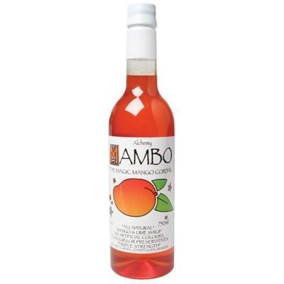 Mango & Lime 750ml - ALCHEMY CORDIALS