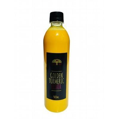 Golden Turmeric Elixir 500ml - ALCHEMY CORDIALS