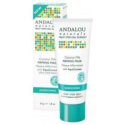 Coconut Firming Mask 53ml - ANDALOU NATURALS