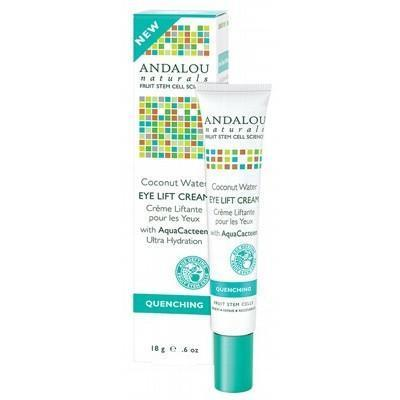 Coconut Eye Lift Cream 18g - ANDALOU NATURALS
