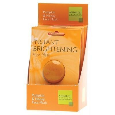 Pod Mask - Brightening 6x8g - ANDALOU NATURALS