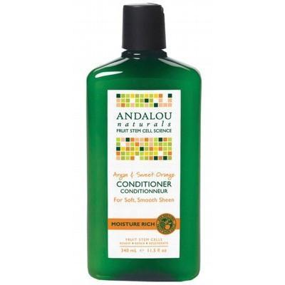 Conditioner Orange Argan Moisture Rich 340ml - ANDALOU NATURALS