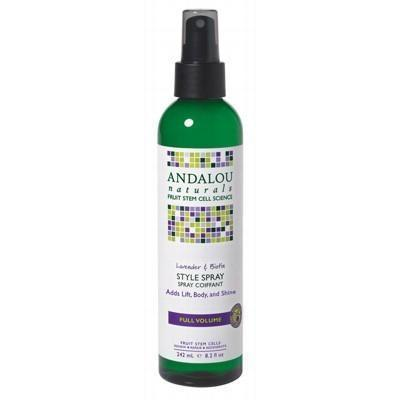Full Volume Style Spray Lavender 242ml - ANDALOU NATURALS