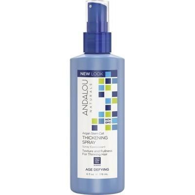 Thickening Spray Age Defying 178ml - ANDALOU NATURALS