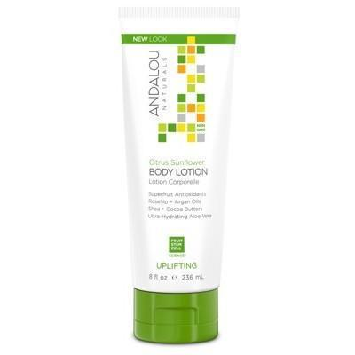 Citrus Body Lotion Uplifting 236ml - ANDALOU NATURALS