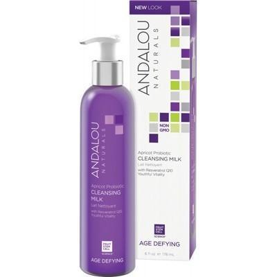 Apricot Cleansing Milk 178ml - ANDALOU NATURALS