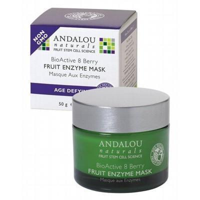 Fruit Enzyme Mask BioActive 8 Berry 50ml - ANDALOU NATURALS