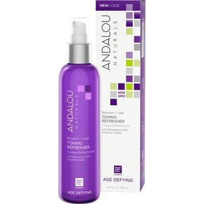 Blossom + Leaf Toning Refresher 178ml - ANDALOU NATURALS