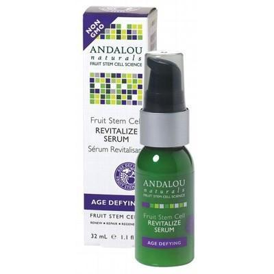 Fruit Stem Cell Serum Revitalize 32ml - ANDALOU NATURALS