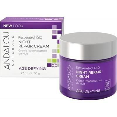 Night Repair Cream 50ml - ANDALOU NATURALS