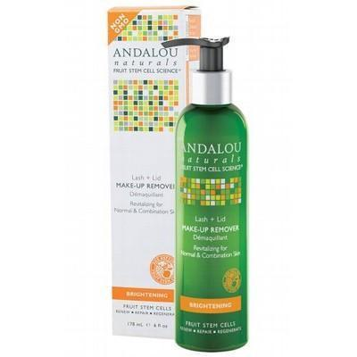 Lash & Lid Make-Up Remover 178ml - ANDALOU NATURALS