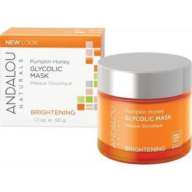 Glycolic Mask Pumpkin Honey 50g - ANDALOU NATURALS