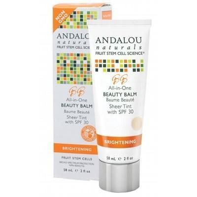 Beauty Balm All-in-One BB SPF30 58ml - ANDALOU NATURALS