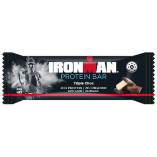 Ironman Energy Bars Rich Choc 12x60g