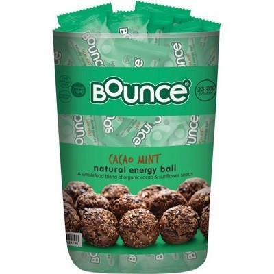 Cacao Mint Energy Balls 40x42g - BOUNCE