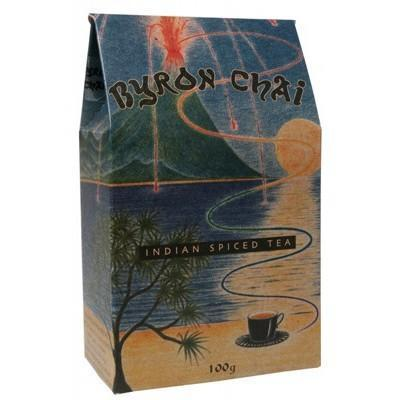 Indian Spiced Tea 100g - BYRON CHAI
