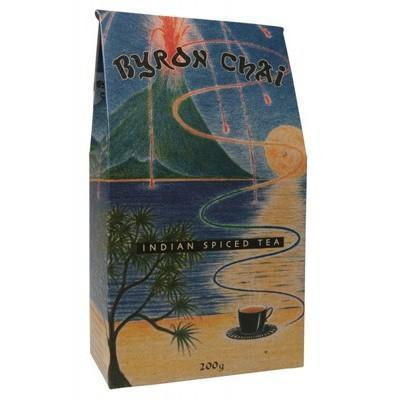 Indian Spiced Tea 200g - BYRON CHAI
