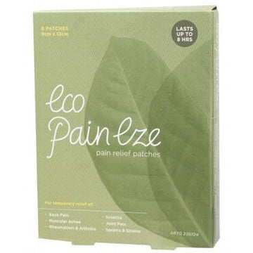 Eco PainEze Patches 6