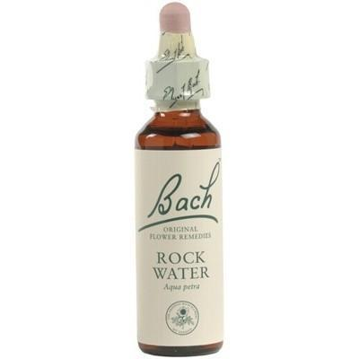 Rock Water FLOWER REMEDIES 10ml - MARTIN & PLEASANCE