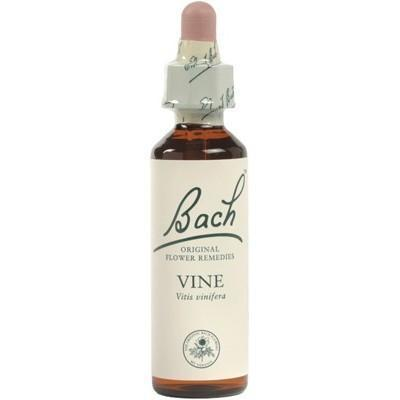 Vine FLOWER REMEDIES 10ml - MARTIN & PLEASANCE