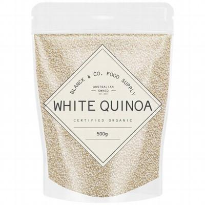 White Quinoa 500g - BLANCK AND CO FOOD SUPPLY
