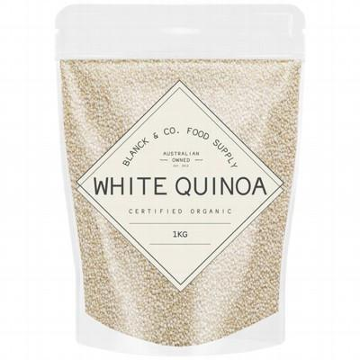 White Quinoa 1kg - BLANCK AND CO FOOD SUPPLY
