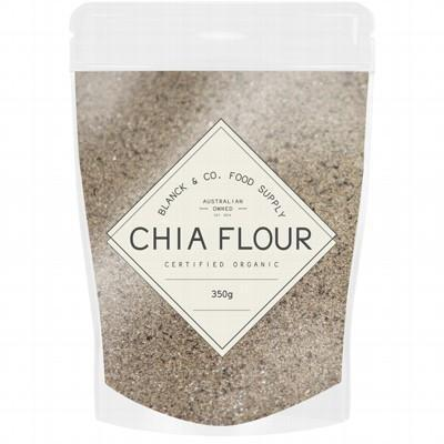 Chia Flour 350g - BLANCK AND CO FOOD SUPPLY