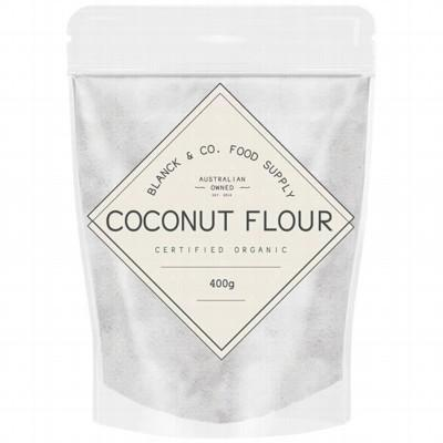 Coconut Flour 400g - BLANCK AND CO FOOD SUPPLY