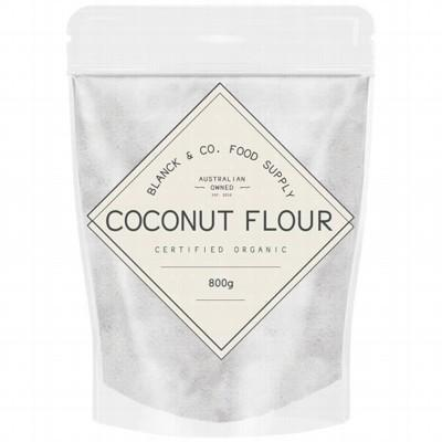 Coconut Flour 800g - BLANCK AND CO FOOD SUPPLY