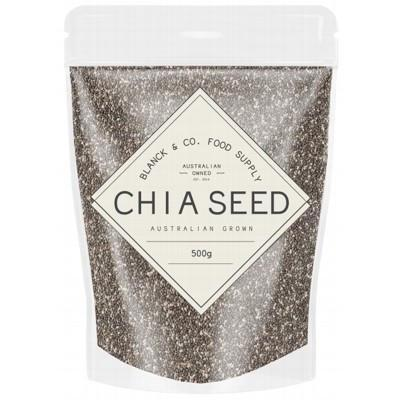 Chia Seed 500g - BLANCK AND CO FOOD SUPPLY