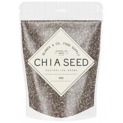 Chia Seed 1kg - BLANCK AND CO FOOD SUPPLY